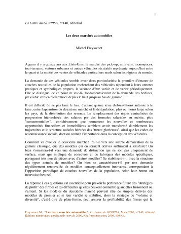 Les deux marches automobiles.pdf - Michel Freyssenet