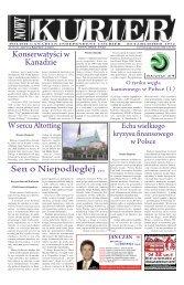 April 2008r No 7 949 Nowy Kurier