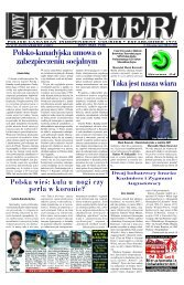 August 2008r No 16 958 Nowy Kurier