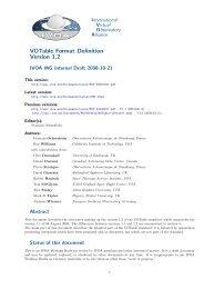 2008-10-21 (PDF) - IVOA
