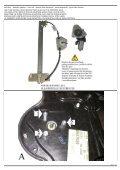 Jeep Wrangler (2007 - ALGO : Alzacristalli Elettrici - Power Windows - Page 2