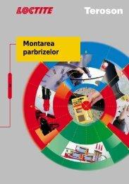 Montare Parbrize - Atma Grup SRL