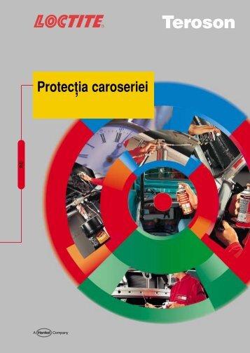 Protectia Caroseriei - Atma Grup SRL