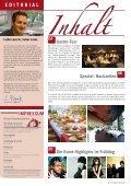 17. Jahrgang   Frühjahr 2010 - Gastro Scene - Seite 3