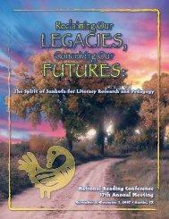 2007 Program - Literacy Research Association