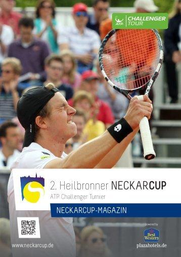 Neckarcup-Magazin 2015