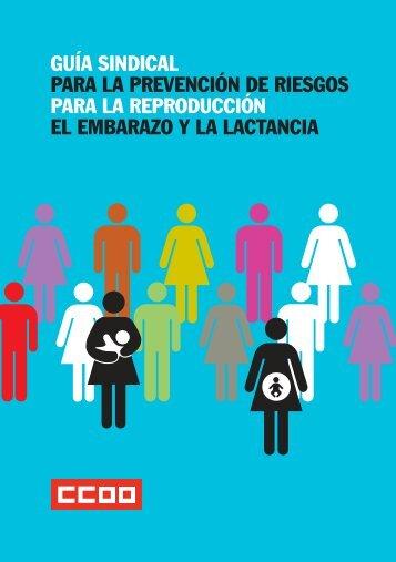 Guía sindical para la prevención de riesgos durante el embarazo y ...