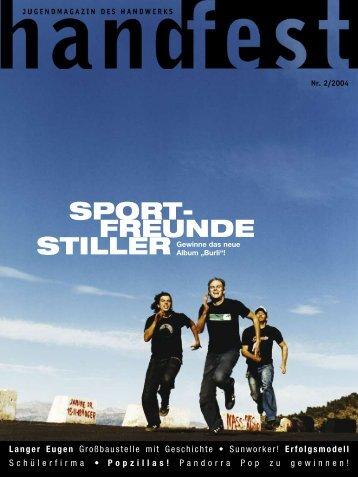 SPORT- FREUNDE - Handfest-Online
