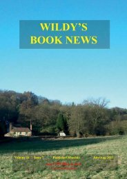WILDY'S BOOK NEWS