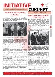 KV-Information - BRK-Rosenheim