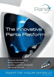 The Innovative Parts Platform