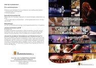 Kulturplan för barn och unga i Katrineholms kommun