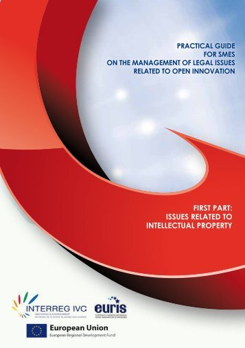 Guide for SMEs on Legal Issues of Open Innovation - opinet - EURIS