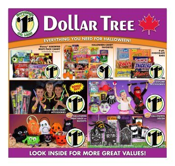 EA - Dollar Tree Canada
