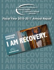 Fiscal Year 2010-2011 Annual Report - Kalamazoo Community ...