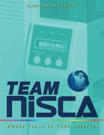 Nisca printer