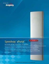 Speedway xPortal AUTOPILOT - TransTech Systems