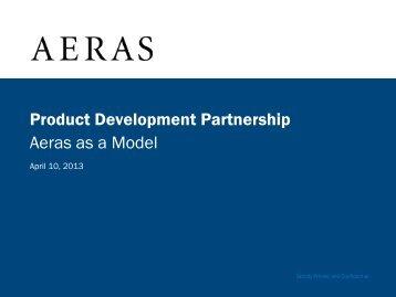Product Development Partnership - Montgomery County Economic ...