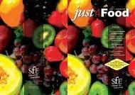 Just 4 Food A/W - SfE