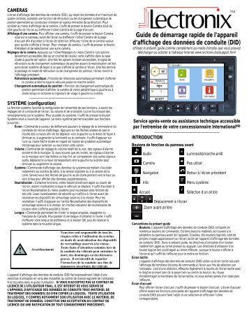Lectronix T7000 Installation Instructions Manual