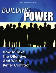 2011 Building Power Manual.pub - United Steelworkers