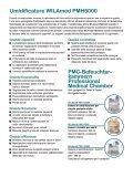 Umidificatore riscaldante – WILAmed PMH5000 - Medisize - Page 2