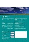 Umidificatore riscaldante – WILAmed PMH5000 - Medisize - Page 4