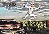 {have speed in f[ ]cus!} DTM 01 Hockenheim 1 - Rennen 1 & 2