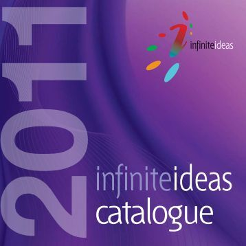 Catalogue - Infinite Ideas book publishing