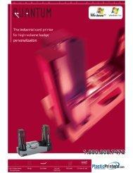 Quantum Printer PDF - Plasticprinters