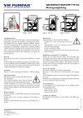 DYKPUMPE TYPE KS Montagevejledning - Smedegaard - Page 2