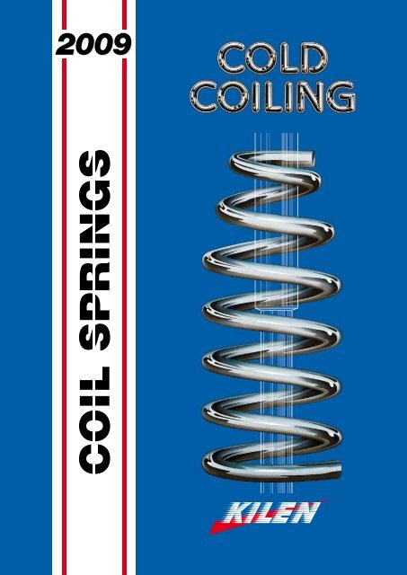 Kilen 12148 Coil Spring