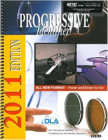 Progressive Lens Identifier - CSC Labs