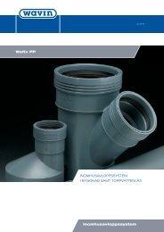 Wafix Produktblad - VVS-Klimat