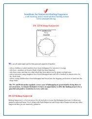 Sanathana Sai Sanjeevini Healing Fragrances DS 223 Kidnap ...
