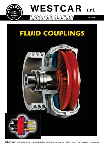 FLUID COUPLINGS