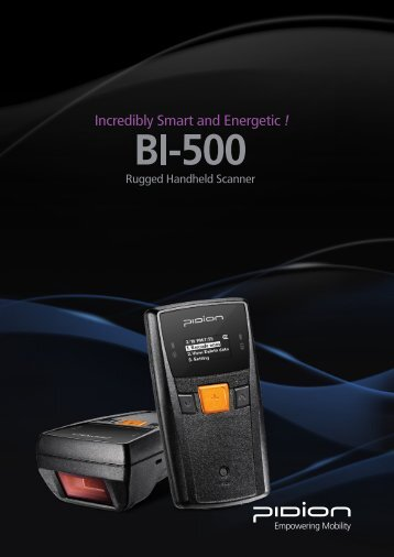 Product Brochure - Maxatec