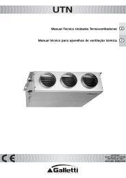 Documentazione tecnica UTN SPA - POR - aplirecon