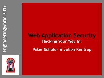 Peter Schuler & Julien Rentrop - Net