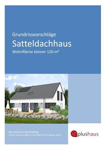 satteldachhaus hauskatalog 160 179m. Black Bedroom Furniture Sets. Home Design Ideas