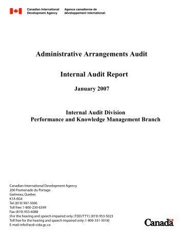 internal audit and external audit pdf
