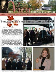 Scenic Bus Trip and Special Tour of Val-Kill - Honoring Eleanor ...