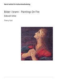 NIKU publikasjoner 119