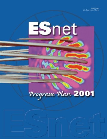 Current Program Requirements - ESnet