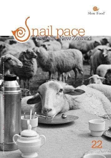 Australia New Zealand - Slow Food