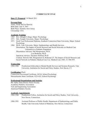sle curriculum vitae how to prepare resume format for
