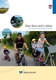 Hier lässt sich's leben - Landkreis Teltow-Fläming