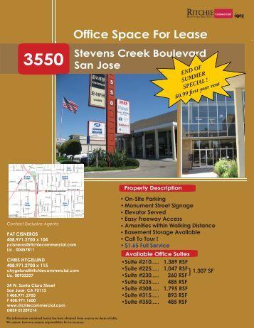 3550 Stevens Creek B..