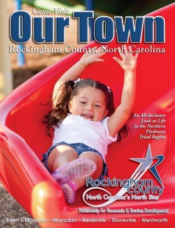 Our Town Rockingham County - Rockingham County, North Carolina