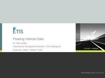 Floating Vehicle Data